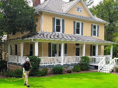 Lawn Fertilization Services in Waxhaw, North Carolina