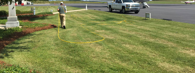 Lawn Fertilizer in Waxhaw, North Carolina